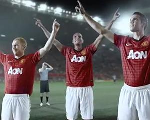 Manchester United – Team Forward